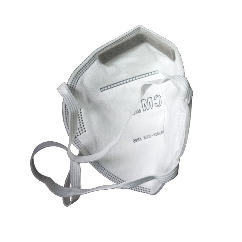 Chaomei KN95 Protective Respirator-inner detail